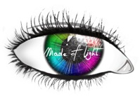 Made Of Light - Design logo and Sydney Graphic Artist and Graphic Designer
